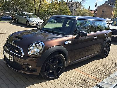 2008 Mini Cooper S  Mini Cooper Clubman S with Exclusive package and JCW accessories