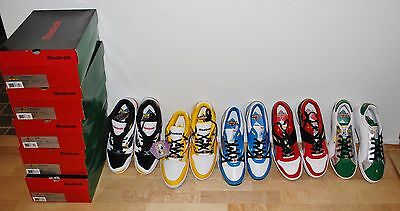 Reebok Voltron shoes set 2008 Five Pair