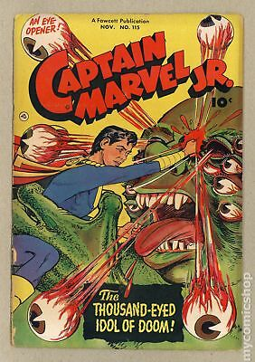 Captain Marvel Jr. (1942) #115 PR 0.5