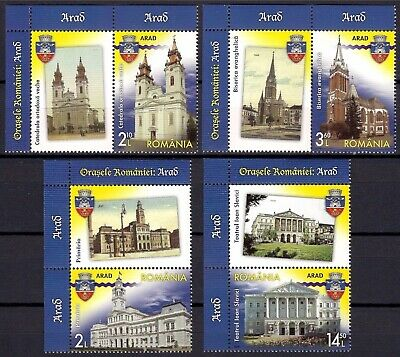 Romania 2014 Arad City Hall/Orthodox Cathedral/Church/Theatre Building Tourism/1