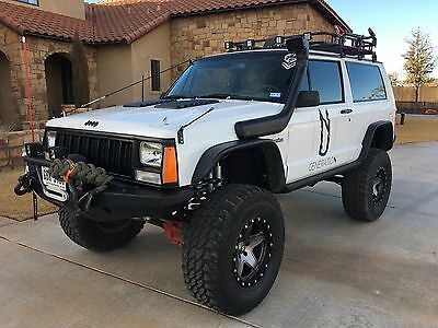 1995 Jeep Cherokee  1995 jeep cherokee xj fully built 20k invested