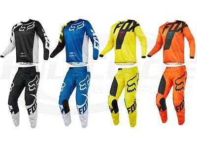 Fox Racing 180 Race Mastar Youth Jersey & Pant Combo MX/ATV/BMX Kid's Childs