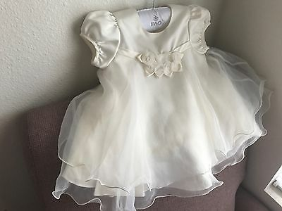 NEW Kid Flower Girl Pageant Wedding Party Dress 18 Months