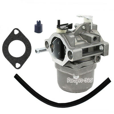 Carburetor Kit fits Briggs & Stratton 796077 590399 Engine with Fuel Line Carb