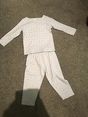 The White Company Pyjamas Aged 18 - 24 Months