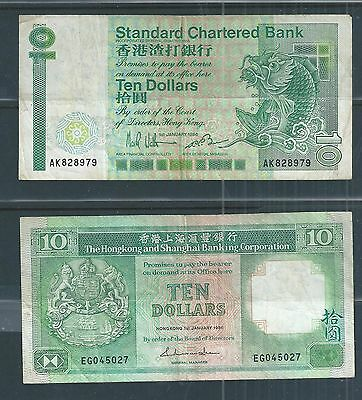 Hong Kong 2 1986 notes