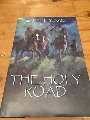 The Holy Road by Michael Blake (2002, Hardcover)