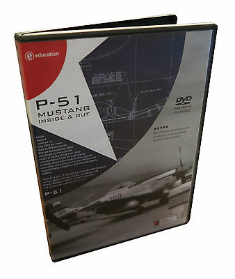 P-51 Blueprints Mustang Plans, Aircraft Manuals USAF North American P51