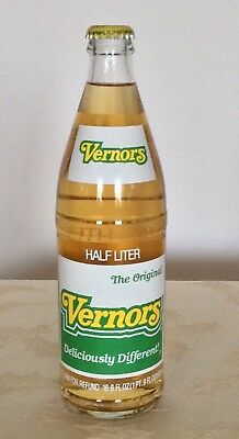 Vintage Vernors Soda Bottle