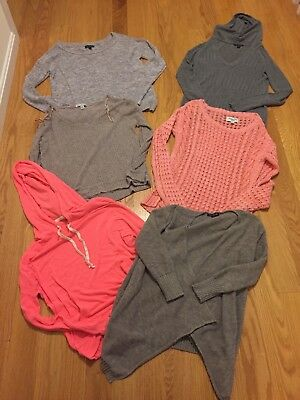 Lot Of Junior Tops - American Eagle - XS &S