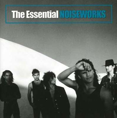 NOISEWORKS The Essential CD BRAND NEW Best Of Jon Stevens