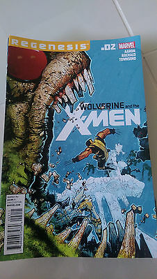 WOLVERINE and The X-MEN #1+ Set of 28 ISSUES (2011) MARVEL COMICS AARON! BACHALO