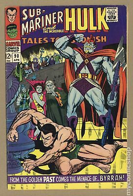 Tales to Astonish (1959-1968 1st Series) #90 VG+ 4.5