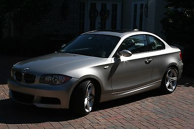 2009 BMW 1-Series 135I 2009 BMW 135I Premium Package, Sport Package (M)