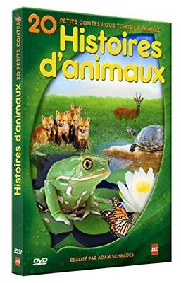 DVD Histoires d'animaux