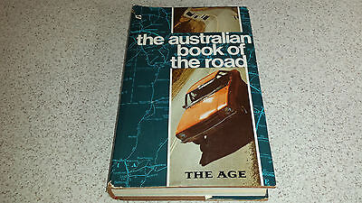 The Australian Book Of The Road Paul Hamlyn The Age Rare & Collectable Book.