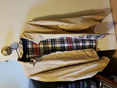 Vintage Tommy Hilfiger Large reversible jacket