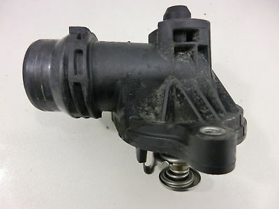 BMW 3er E90 05-08 318i 2,0 95KW Thermostat Flansch Thermostatgehäuse 7510959