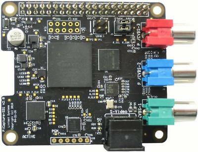 SD1 Picapture Sd Video Capture Hat For Raspberry Pi