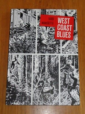 West Coast Blues by Jacques Tardi Fantagraphics (Hardback)< 9781606992951
