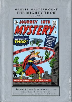 Marvel Masterworks Thor HC 3rd Edition #1-1ST NM