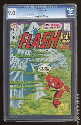 Flash (1959 1st Series DC) #176 CGC 9.0 0907371004