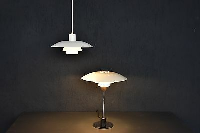 Louis Poulsen PH 4/3 Tischleuchte Poul Henningsen table lamp Denmark in Denmark