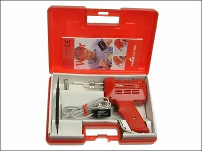 Weller 8100UDK Expert Soldering Iron  Trigger Gun Kit in Case 100 Watt 240 Volt