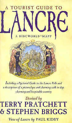 A Tourist Guide to Lancre, Pratchett, Terry