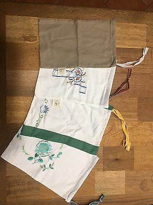 Young Eco Reusable Linen Bread Bag