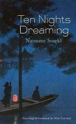 Ten Nights Dreaming: And the Cat's Grave, Soseki, Natsume