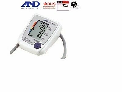 A&D UA-705 Compact Semi-Automatic Palm Top Blood Pressure Monitor