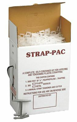 Pac Strapping Products Plastic Strapping Kit - SP-P