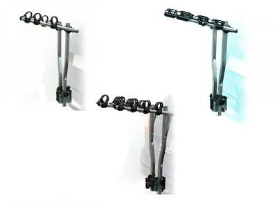 ETC Deluxe Arm Mount Towbar Fitting Reclinable Car Bike Bicycle Rack 3 Sizes