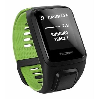 Tomtom Runner3 Cardio + Music Fitness - training
