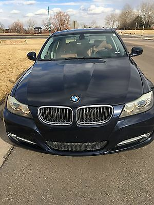 2009 BMW 3-Series Premium and Sports Packages BMW 335i