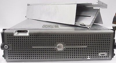 Dell PowerVault MD3000 SAS Hard Drive Storage Array 5760GB SATA / SAS 2 x PSU *