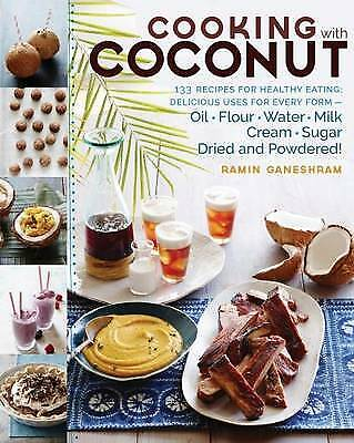 Cooking with Coconut, Ramin Ganeshram