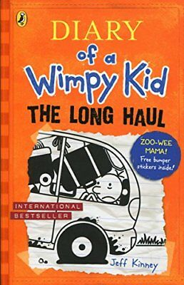 The Long Haul (Diary of a Wimpy Kid book 9),Jeff Kinney- 9780141354224