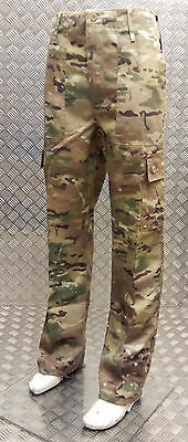MTP Type Multi Camo Military Style Combat / Field Trousers - All Sizes - NEW