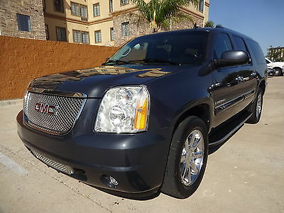 2008 GMC Yukon Denali Sport Utility 4-Door 2008 GMC Yukon XL Denali 4dr SUV Awd 6.2L V8 Engine Sunroof Leather