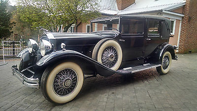1930 Packard PACKARD 745 TOWN CAR 745 TOWN CAR TUNNING!! 1930 PACKARD 745 TOWN CAR BY LEBARON 8 CYLINDER BEAUTIFUL PACKARD
