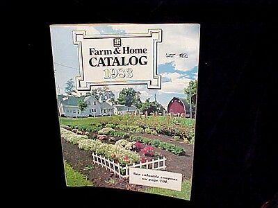 GOLDKIST Farm and Home Catalog 1983 good condition