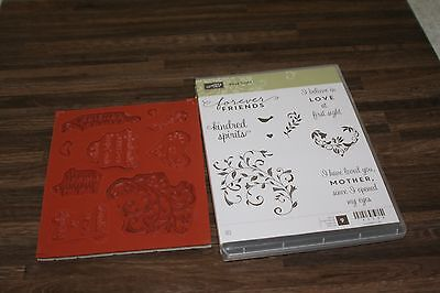 Stampin' Up!® First Sight Clear Mount Stamp Set