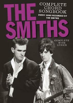 The Smiths Complete Chord Songbook by  | Paperback Book | 9780711941182 | NEW