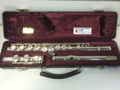 Armstrong 104 Flute and Hardcase