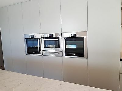 Bosch Built-in ovens with microwave & warming drawer