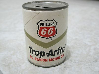 Phillips 66 Oil Can Bank