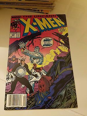 The Uncanny X-Men Huge Lot Of 320 Marvel Comics 1St Jim Lee! 1St Bishop! Legion!