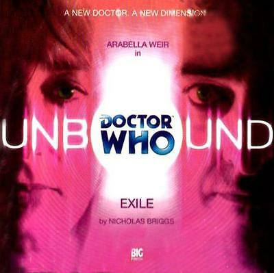 Exile (Doctor Who: Unbound) by  | Audio CD Book | 9781844350155 | NEW